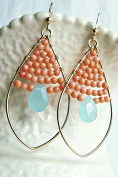 Coral and Teal Trend 10
