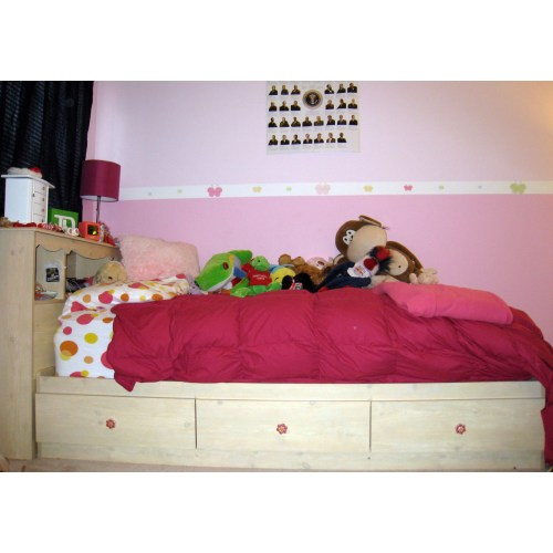 Medium Crop Of Twin Bed With Drawers