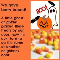 Halloween Boo Grams