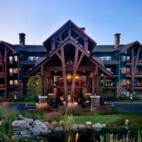 Summer Travel -- Crystal Springs & Grand Cascades Lodge