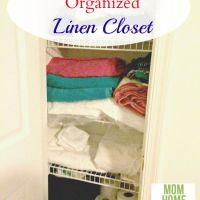 Tips for an Organized Linen Closet