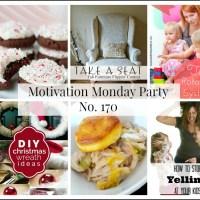 Motivation Monday  (November 30)