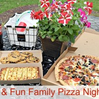 Easy and Fun Family Pizza Night