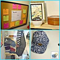 An Organized Bedroom Closet