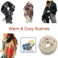 Warm & Cozy Scarves