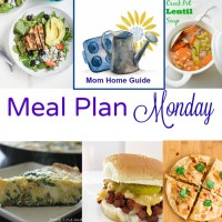 Meal Plan Monday (January 16)