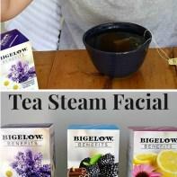Tea Steam Facial