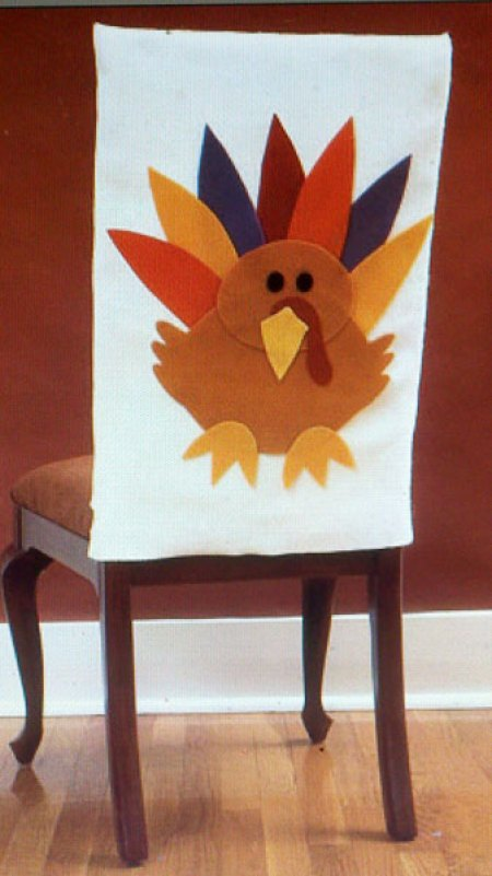Thanksgiving chair covers