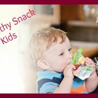 Squoosh- An Easy Healthy Snack for Kids