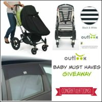 Outlook Baby Gear #Giveaway