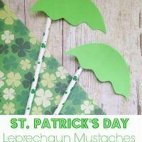 Make Leprechaun Craft-St.Patrick's Day Special!