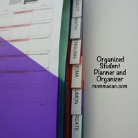 The Organized Student Part Two - The Planner