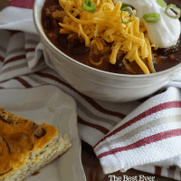 Best Ever, Super Easy, Spicy Turkey Chili Recipe