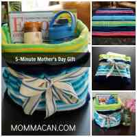 5 Minute Simple Gift for Mother's Day or Teacher's Appreciation Week