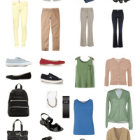 My First Project 333 - Late Spring  -   Capsule Wardrobe Magic Baby