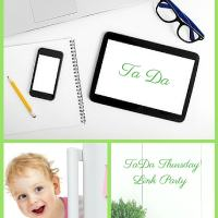TADA! THURSDAY WEEKLY LINK PARTY #8