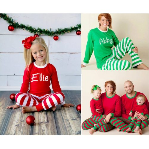 Medium Crop Of Elf On The Shelf Pajamas