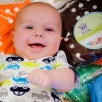 New Fluff: Getting Started with Cloth Diapers