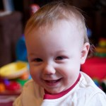 Dear Cameron: A Love Letter to my One Year Old