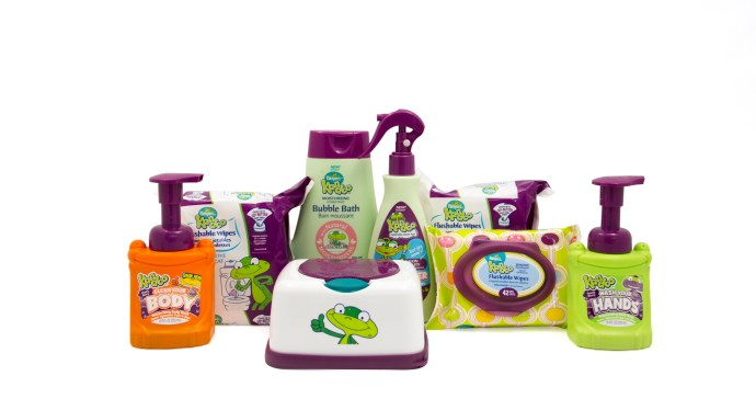 Giveaway: Entire Kandoo Line of Kid's Personal Products | Mommy Miracles
