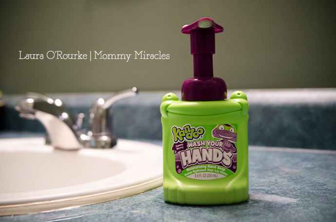 Kandoo Moisturizing Hand Soap
