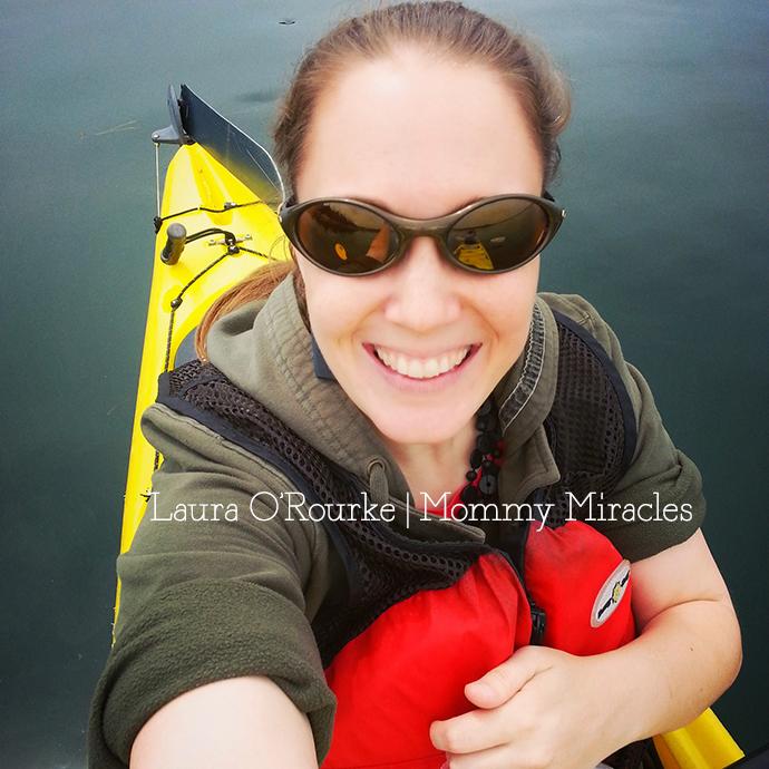 Kayaking summer adventure
