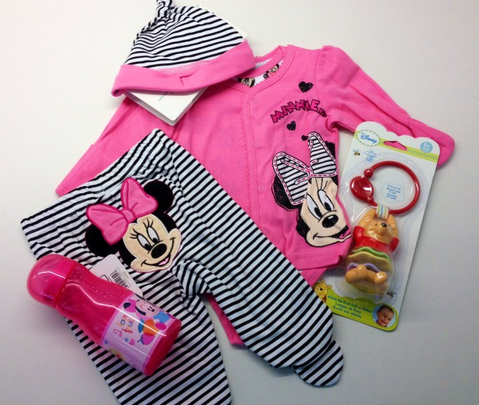 Minnie Clothing Set Giveaway
