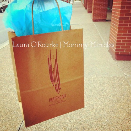 Rousseau Chocolatier #BigDayDowntown | Mommy Miracles