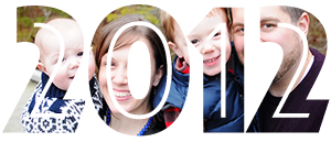 2012 in 12 Photos | Mommy Miracles