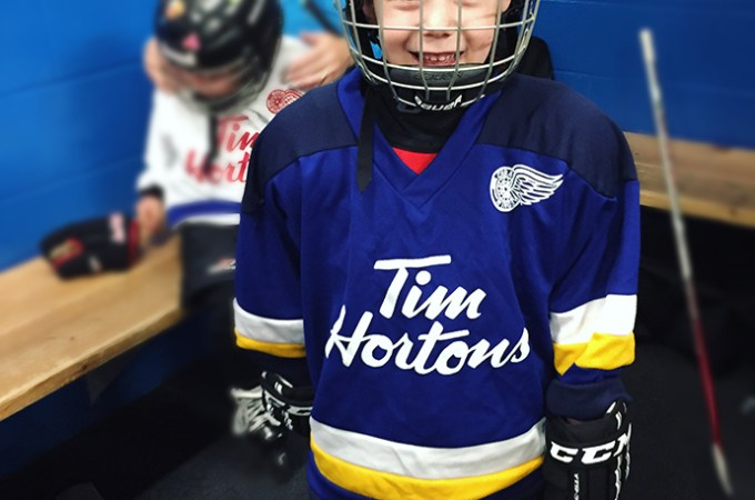 The First Commandment of Being a Hockey Parent | Mommy Miracles