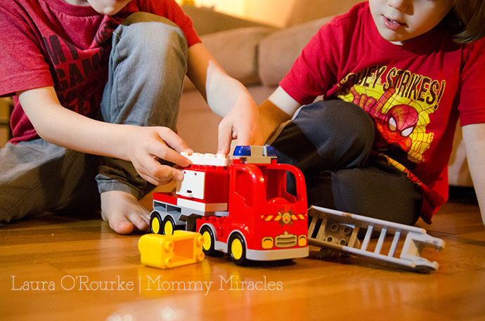 Connecting with children using Lego | Mommy Miracles