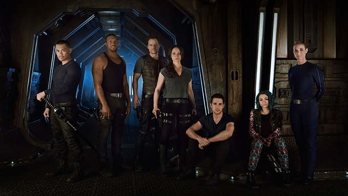 Dark Matter Season 1 Review
