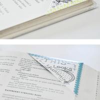 Washi tape crafts: Washi tape bookmarks