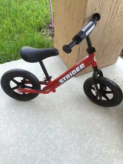 Nifty Strider Bike Color Red Strider Sport Balance Bike Review Kinderkraft Balance Bike Reviews Balance Bike Reviews Nz