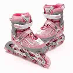 Noble Girls Ages Seven To Ten 2018 Gift Girls Age 11 Gift Girls Age 10 Xinosports Adjustable Insline Girls Skates Gift Ideas