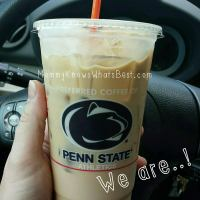 Penn State Wins ! Get Free Dunkin Donuts Coffee!  (PA only)