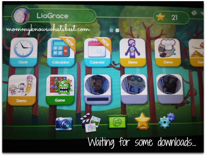 That way it will be ready for your child to play, right out of the box, with 4 included apps plus the free Alphabet Stew game you get for connecting (use download code in the App Center to download your free game). Don't wait, because the free app offer only lasts until 12/15—connect LeapPad today!