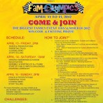 Join the Fam-O-Lympics at Manila Ocean Park