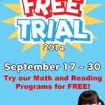 Kumon 2 weeks Free Trial 2014