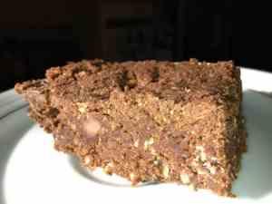 chocolate breakfast bars recipe