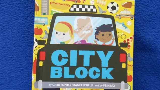 city block