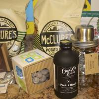 "March 2014 Fancy Food Box Review ""Movie Night"" + Coupon Code"
