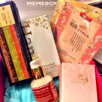 Memebox Review - Oriental Medicine - Plus Instagram Contest!