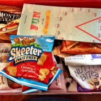 August Love With Food Box Review + Free Box Coupon Code - Deluxe vs. Classic