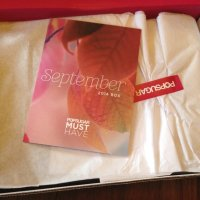 September 2014 Popsugar Must Have Box Review + $10 Coupon Code + Sale + NEW Gift Boxes! #musthavebox