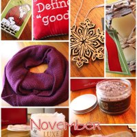 November Little Lace Box Subscription Box Review + $10 Coupon