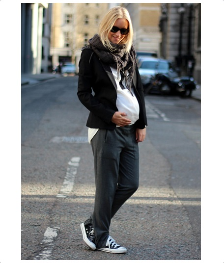 Maternity style l WWW.MOMMYSTYLIST.COM