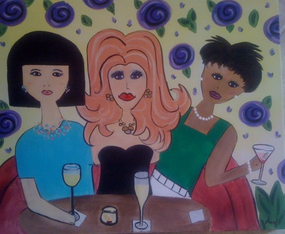 Host an Atlanta Art Painting Party with Artzy Party