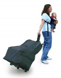 [VIDEO] J.L. Childress Car Seat Travel Bag Review