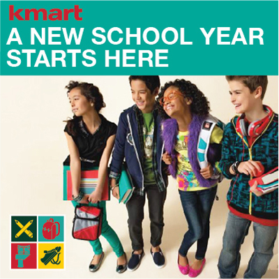 A New School Year Starts Here #KMartMartBackToSchool